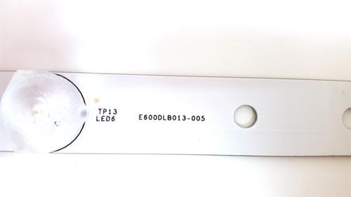 E600DLB013-003 New E600DLB013-005 LED Backlight Strips for E600I-B3 16