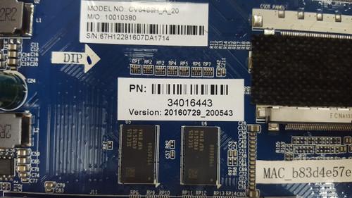 Element E4ST4316H Main board CV6488H-A_20 / 34016443