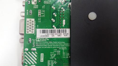 AVERA 40AER10 Main board / Power Supply board TP.MS3393.PB801 / L15011046