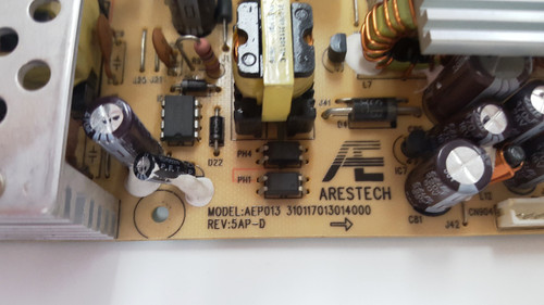 OLEVIA 232-S12 POWER SUPPLY BOARD AEP013 310117013014000