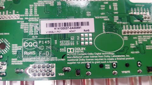 POLAROID 19GSR3000 MAIN BOARD T.MS3393A.E67 / K14100037