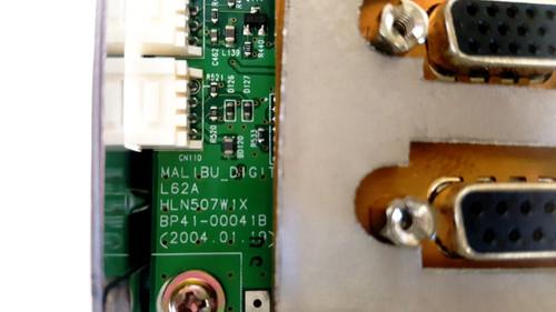 SAMSUNG HLN4365W1 DIGITAL BOARD BP41-00041B / BP94-02145A