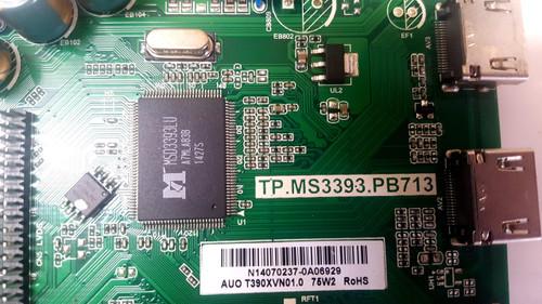 HAIER 40DR3505 MAIN BOARD TP.MS3393.PB713 / N14070237