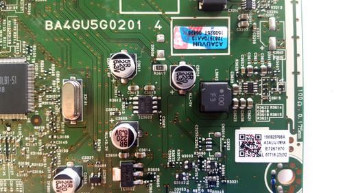 EMERSON LF501EM4A Main board BA4GU5G02014 / A3AUVUH / A3AUV-MMA
