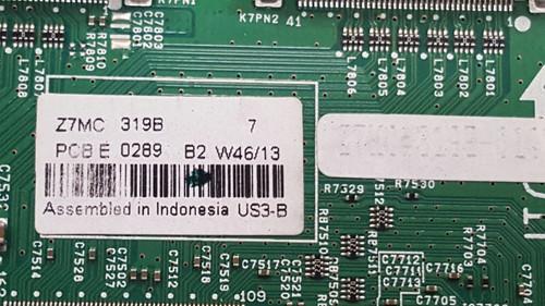 SANYO DP55D33 DIGITAL BOARD 1LG4B10Y118A0 / Z7MC