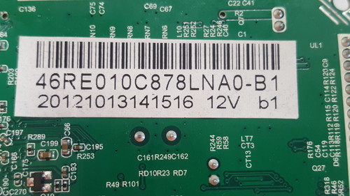RCA LED46C45RQ Main board T.RSC8.78 / 46RE010C878LNA0-B1