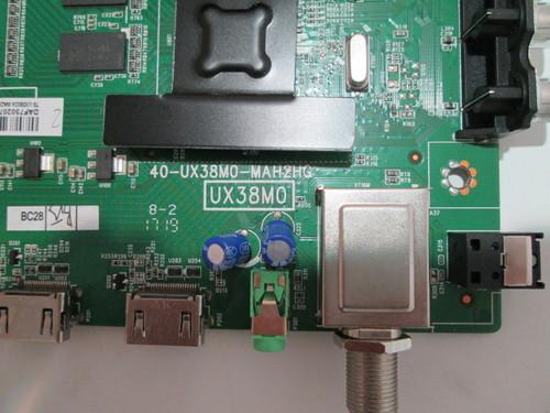 Insignia NS-32D310NA17  Main board UX38M0 / 40-UX38M0-MAHSHG/ DAF7502072
