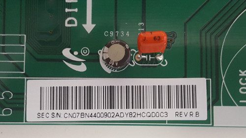 Samsung QN65Q7FAMF Power Supply board / LED Board L65E8NC_MSM / PSLF151E09C / BN44-00902A