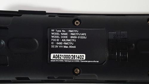 Original Samsung Remote Control BN59-01220J