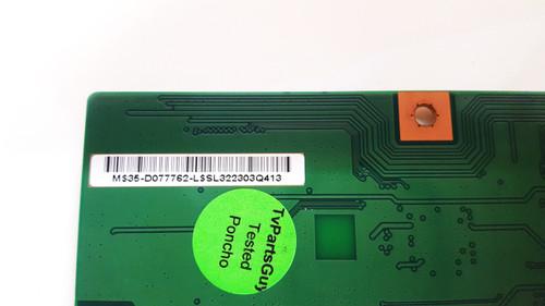 Apex LE4643T Tcon board V460HJ1-C01 / 35-D077762