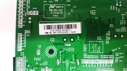 Apex LE4643T Main board T.MS3391.A3B / L12110310  .
