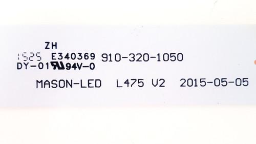 Element ELEFW328 LED Light Strips Complete set of 3 910-320-1050 / A2004AWR-02