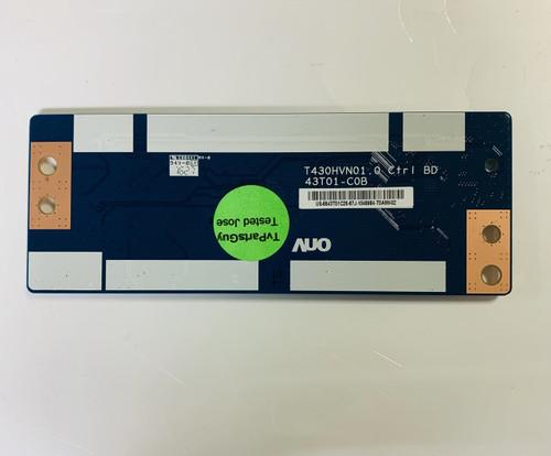 Sharp LC-43LB481U TCON Board T430HVN01.0 / 55.43T01.C25