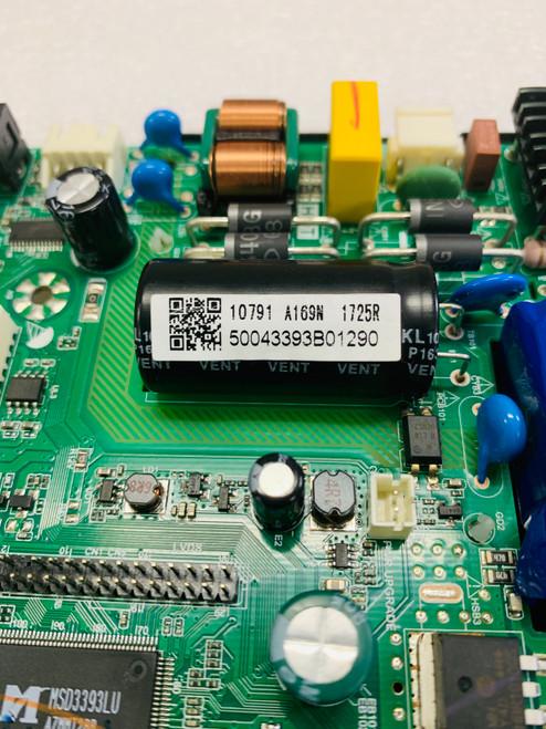 Quasar SQ4005M Main board T.MS3393.PB801 / 50043393B01290