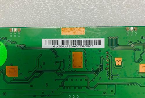 Seiki SE58GY27 TCON board V500HJ3-CPE1 / 61.XS5A4.PE3