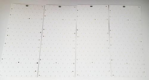 Samsung LH46UDCPLBB/ZA LED Light Strip sheets set of 4 BN96-03707A