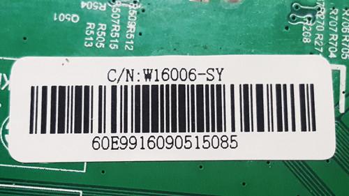 Westinghouse WD50FB2530 Main board ST6308RTU-AP1 / W16006-SY