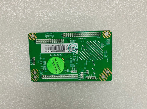 Allegra ALG-60LE210 FRC board  LF.M30.C / LG-RE01-140913-Z01