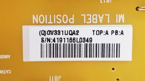 Viewsonic CDE4302 LED Driver 715G7262-P03-000-001R / GV331UQA2