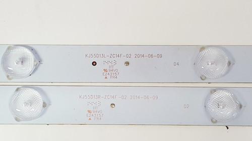 Sceptre E555BV LED Light Strips Mini set of 6 303KJ550035 & 303KJ550036