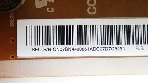 Samsung UN40F5000AF Power Supply board L40SFU_DDY / BN44-00661A