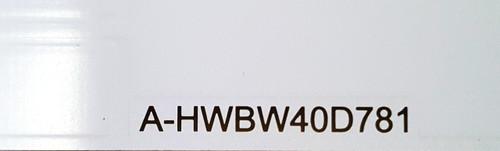 Element ELEFW3916  LED Light Strips Complete set of 4 A-HWBW40D781