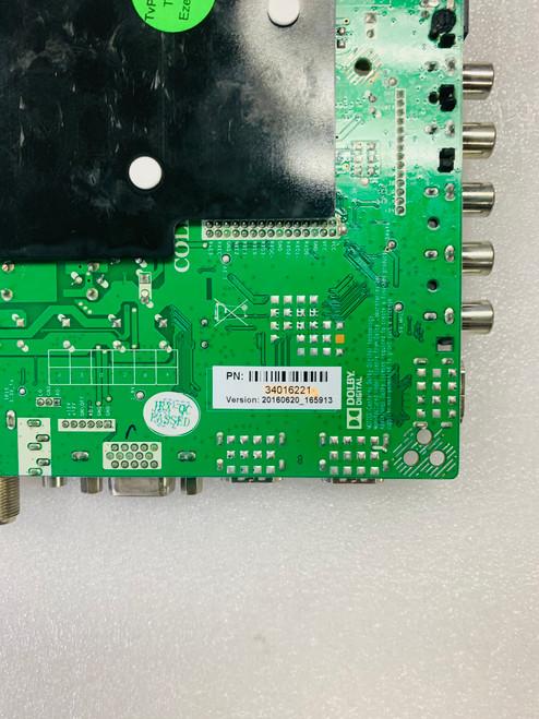 Element ELEFW4016 Main board CV3393BH-U39 / 34016221