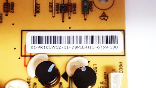 Toshiba 49L621U Power Supply board / LED Board FSP181-3FS01 / PK101W1271I