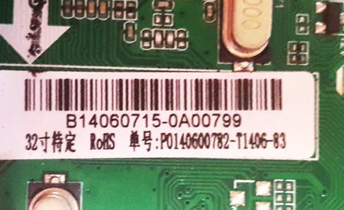Pixel LE-5029 Main board T.MS3393.81 / B14060715 / V500HJ1-PE8