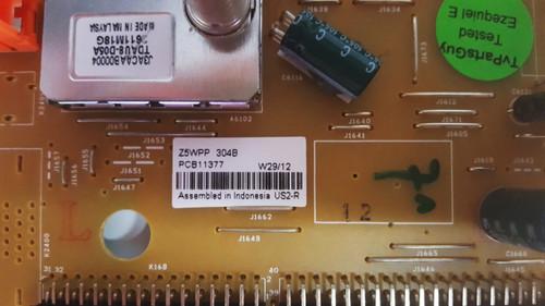 Sanyo DP46812 Analog Board 1LG4B10Y1070A / Z5WPP