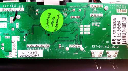 oCOSMO CE3230V-BWMV93CB DVD player assembly KTT-D11-V1.0_150112