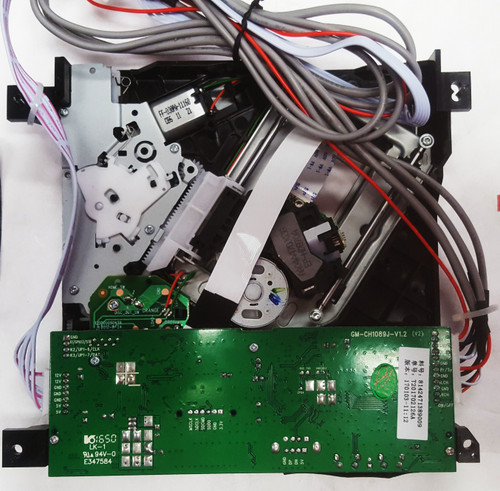 Proscan PLDV321300 A1703 DVD Assembly GM-CH1089J-V1.2 / DL-10HJ-MA-058