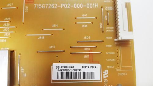 Viewsonic CDE4302 LED Driver 715G7262-P02-000-001H / EV331UQA1