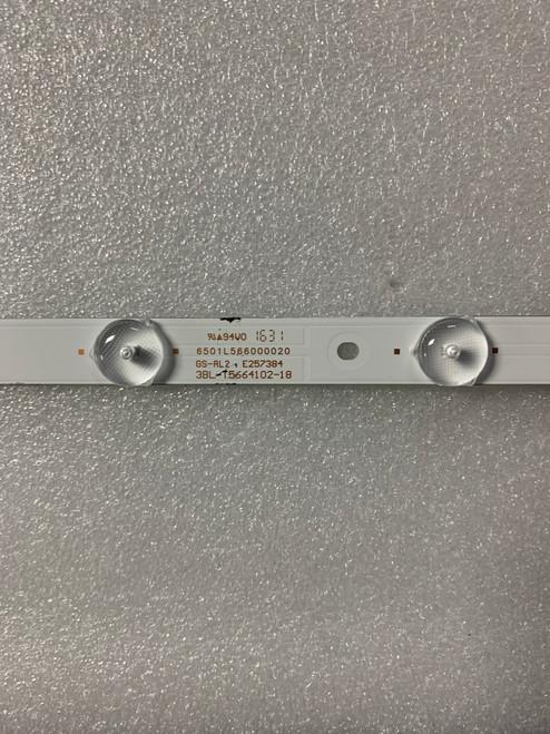 Hitachi 55L6 Strips Complete set of 12 3BL-T5664102-18