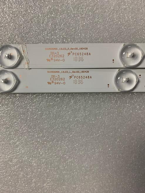 NEC E507Q LED Light Strips Complete set of 12 SVV500A91_12LED