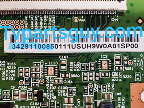 TCL 43S423 Tcon board ST4251D01-1-C-1 / 34.29110.085