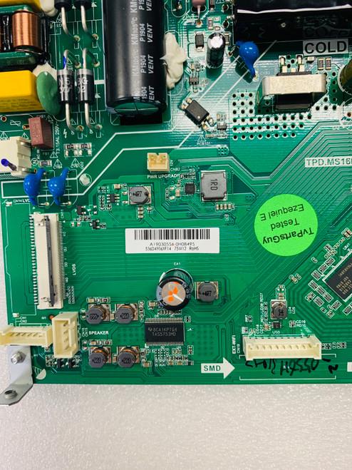 JVC LT-49MAW598 Main board TPD.MS1603.PB751 / A19030556