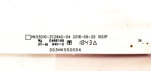 Sceptre W55 LED Light Strips Complete set of 5 303HK550054
