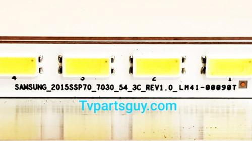 Sharp PN-LE701 LED Light Strips in metal casing LM41-00090T / RB174WJ3 / RUNTKB273WJZZ