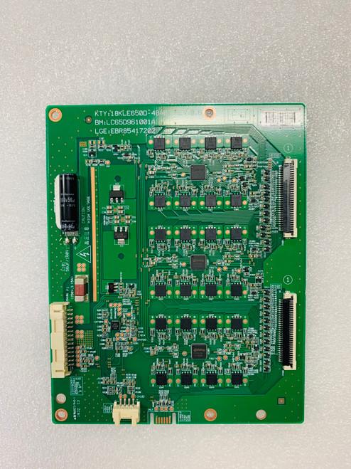 LG 65SK9000PUA LED Driver board 18KLE650D-48A01 / EBR85417202