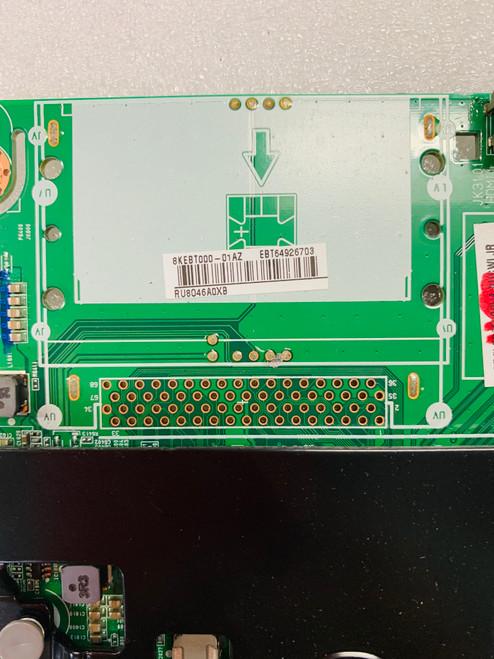 LG OLED65C8PUA Main board / Power Supply board / Tcon board & Wifi Module kit EBT64926703 / EAY64748901 / 6871L-5866A & EAT63377302