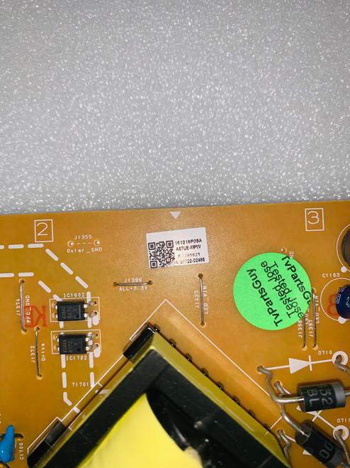 Philips 55PFL5602/F7  Power Supply board BA67U4F01021 / A67UEMPW