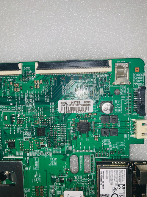 Samsung UN55NU7300F Main board BN41-02635B / BN97-14772B / BN94-13259B