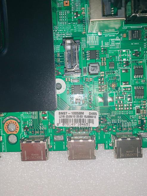 Samsung UN60J6300AF Main board BN41-02353B / BN97-10058M / BN94-09061G