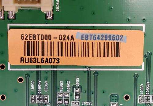 LG 75UH6550-UB Main board EAX66845305(1.1) / EBT64299602
