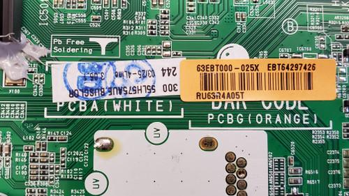 LG 55LH575A Main board EAX66851604 / EAX66851605 / EBT64297426