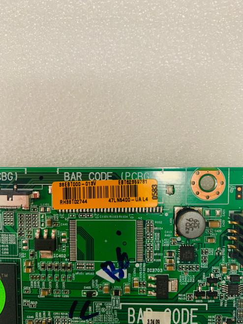 LG 47LN5400-UA Main board EAX65049105 / EBT62359781