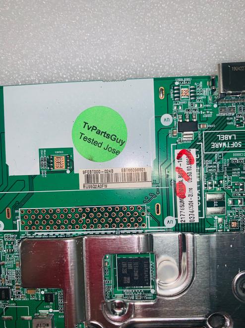 LG 65UM7300PUA Main board EAX68253604 / EBT66098801