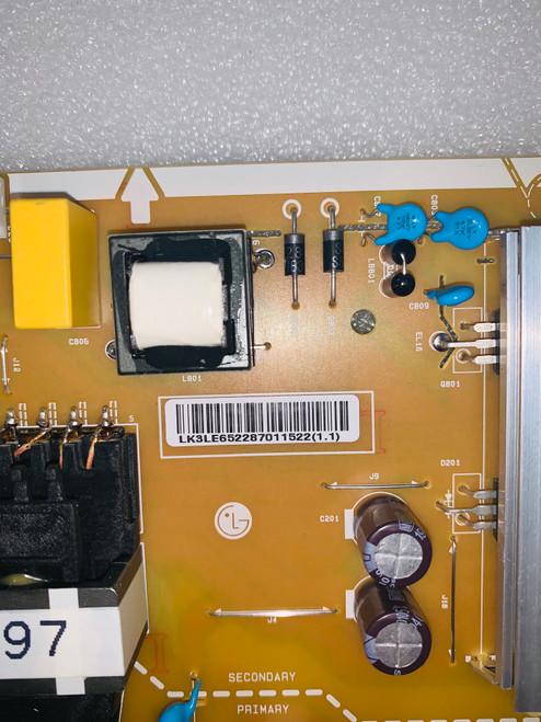 LG 65UM7300PUA Power Supply board EAX68284201 / EAY65228701