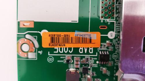 LG 49UH6100-UH.BUSFLOR Main board & Tcon board set EAX66943504 (1.0) / EBT64237702 & 47-6021086 / HV490QUBB26